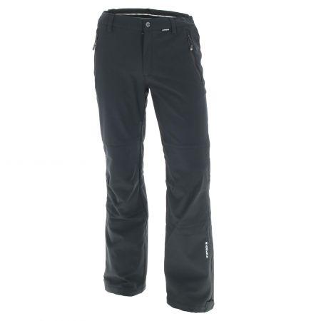 Icepeak, Ripa softshell skibroek, heren, zwart