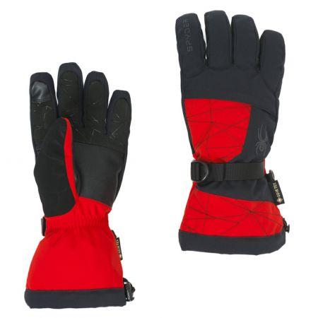 Spyder, Overweb GTX ski glove, skihandschoenen, volcano rood
