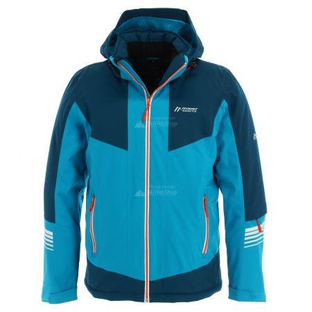 Maier Sports, Ahornbuehl, ski-jas, heren, Methyl blauw