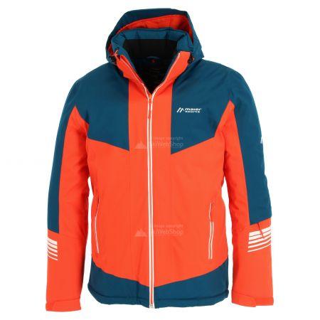 Maier Sports, Ahornbuehl, ski-jas, heren, Tangerine tango oranje