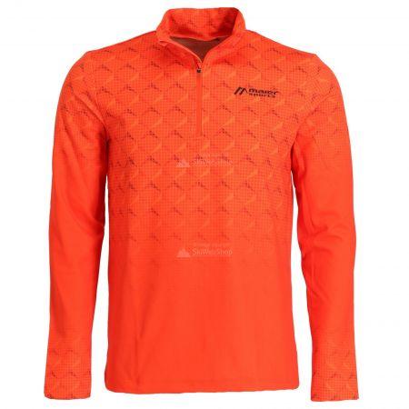 Maier Sports, Nodin, skipully, heren, Tangerine tango oranje