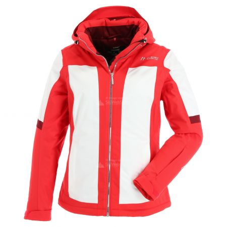 Maier Sports, Valisera, ski-jas, dames, poinsettia roze