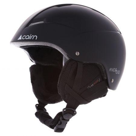 Cairn, skihelm zwart