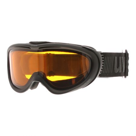 Uvex, Comanche LGL (OTG) skibril Zwart