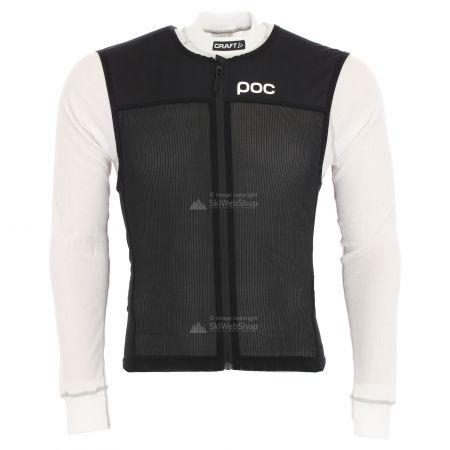 POC, Spine VPD air vest, protectiekleding, uranium zwart