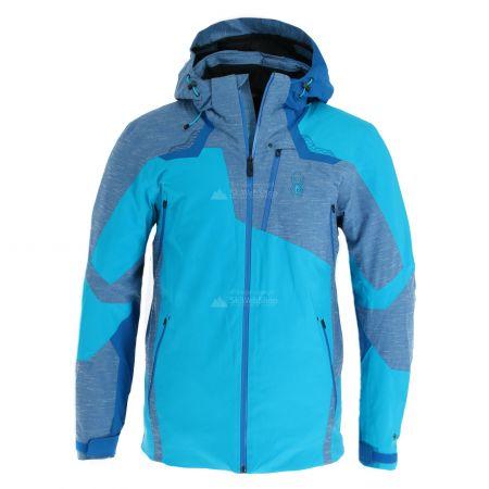 Spyder, Leader GTX, ski-jas, heren, lagoon blauw