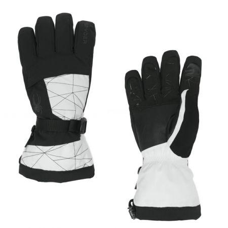 Spyder, Overweb GTX ski glove, skihandschoenen, wit