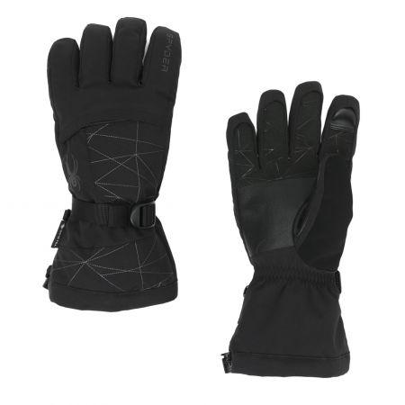 Spyder, Overweb GTX ski glove, skihandschoenen, zwart