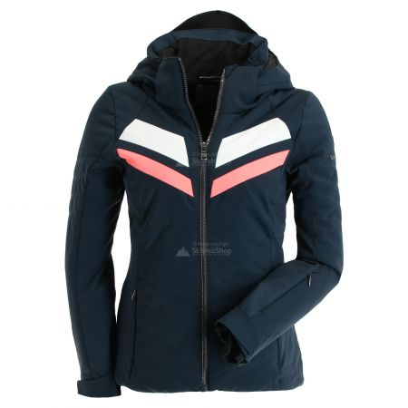 Sun Valley, Evensk, ski-jas, dames, blauw