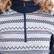 Kari Traa, Akle H/Z shirt, thermoshirt, dames, Calm blauw