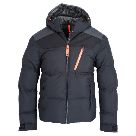 Icepeak, Bristol ski-jas heren Zwart