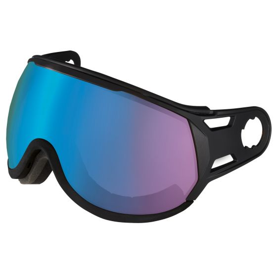 Cairn, Cosmos / Suffle visor Evo Light, vizier, blauw/zwart
