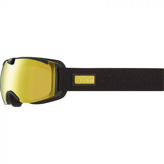 Cairn, Pearl SPX2000, skibril, mat gold zwart