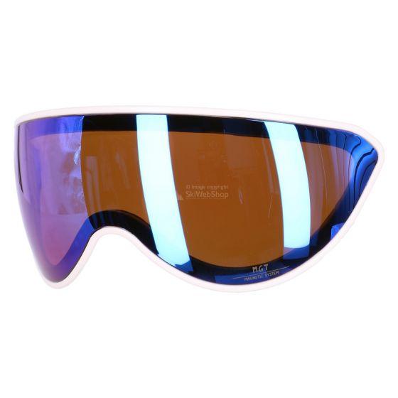 Cairn, Sun visor - Spectral Magnet, vizier, Oranje