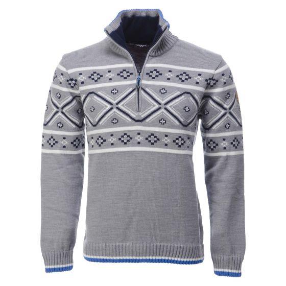 Campagnolo, ski trui heren, Grijs • SkiWebShop