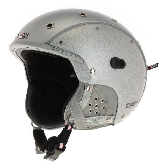 Casco, SP-3 Airwolf, skihelm, Silver