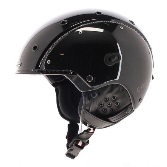 Casco, SP-3 Limited skihelm, skihelm, crystal zwart