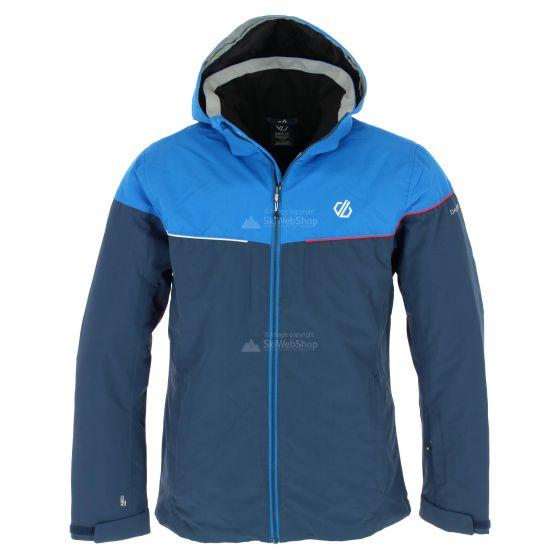 Dare2b, Cohere, ski-jas, heren, oxford blauw