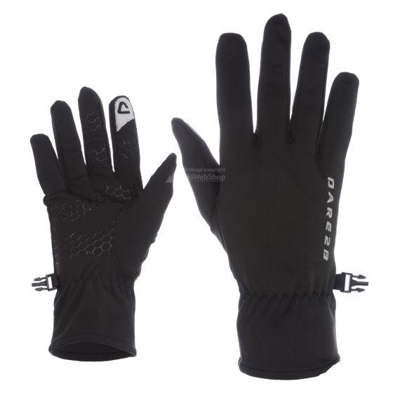 Dare2b, Core Stretch Smart Glove II, handschoenen, zwart