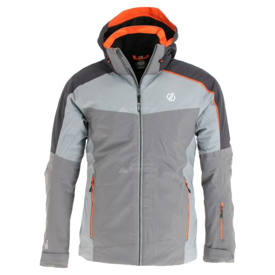 Dare2b, Intermit, ski-jas, heren, aluminium grijs