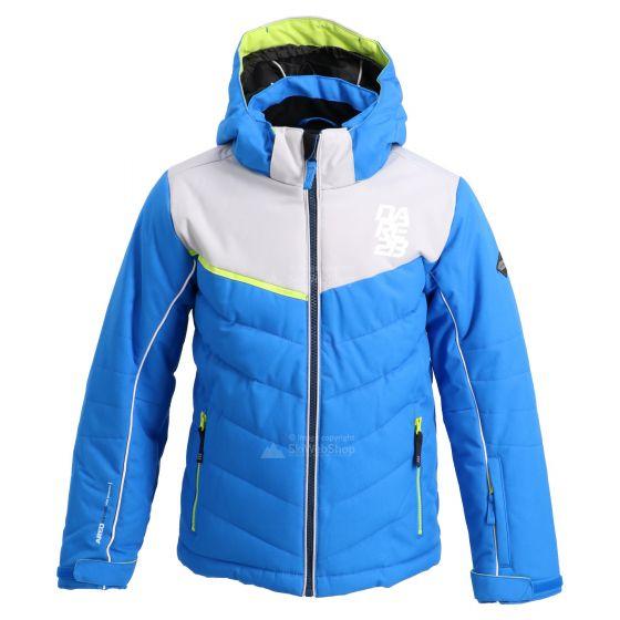 Dare2b, Tusk, ski-jas, kinderen, athletic  blauw/cyberspace grijs