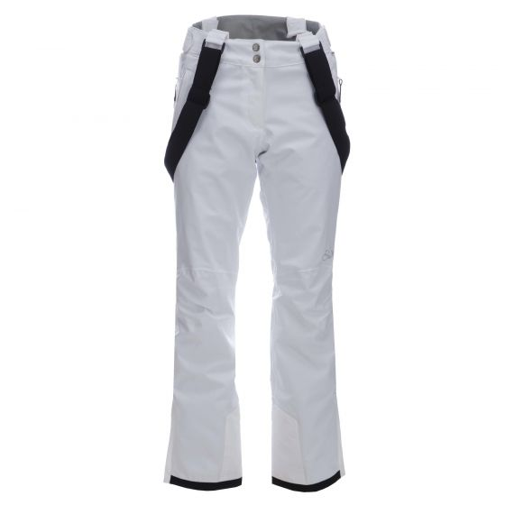 Dare2b, Stand For, 4-way stretch skibroek, Dames, Wit (Ski kleding dames)