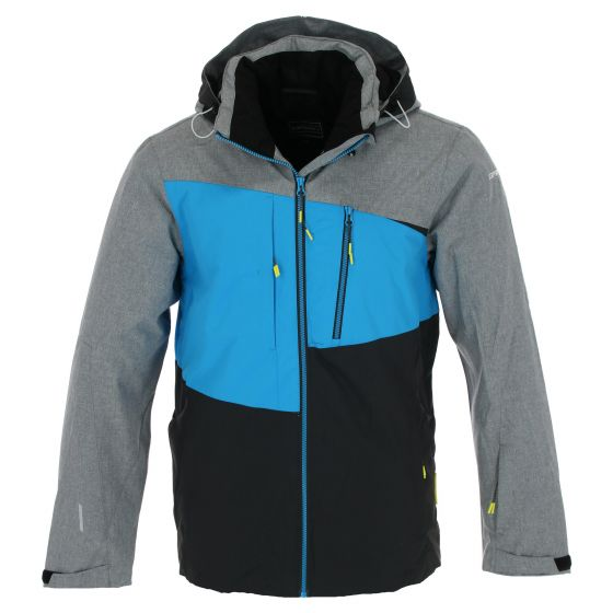 Icepeak, Carver, ski-jas, heren, light grijs