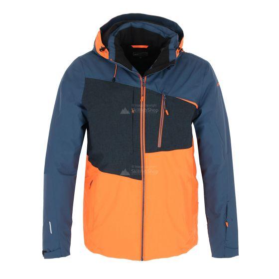 Icepeak, Carver, ski-jas, heren, navy blauw