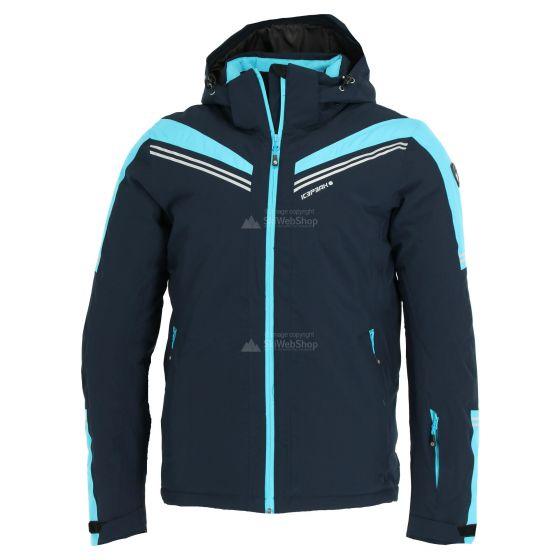 Icepeak, Fabius, ski-jas, heren, dark blauw
