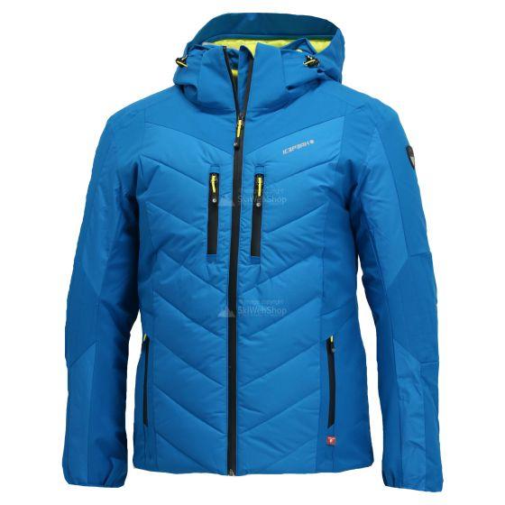 Icepeak, Fenner, ski-jas, heren, aqua blauw