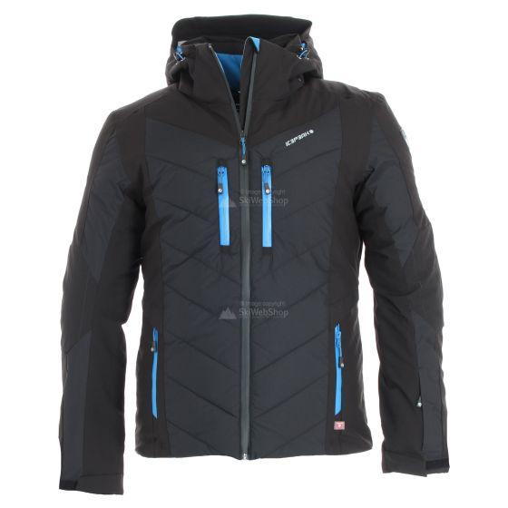 Icepeak, Fenner ski-jas heren zwart