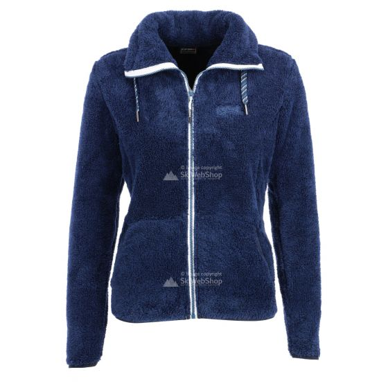 Icepeak, Karmen, vest, dames, blauw