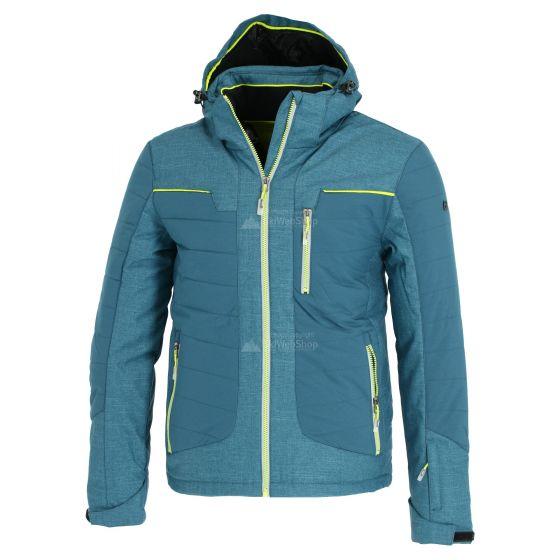 Killtec, Blaer, ski-jas, heren, dark ocean blauw