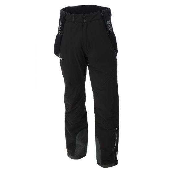 Kilpi, Methone, skibroek heren, zwart (Ski kleding heren)