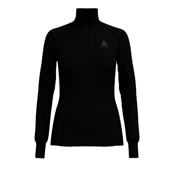 Odlo, Active Warm BL, thermoshirt, dames, zwart