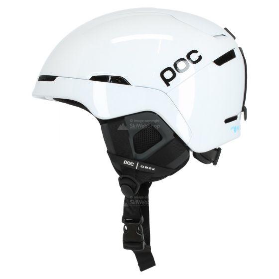 POC, Obex spin, skihelm, hydrogen  wit