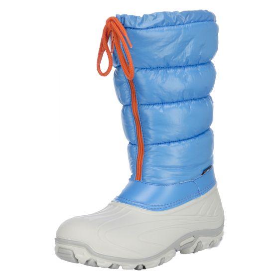 Skyline, Canadian line, snowboots, Heren, royal blauw/oranje