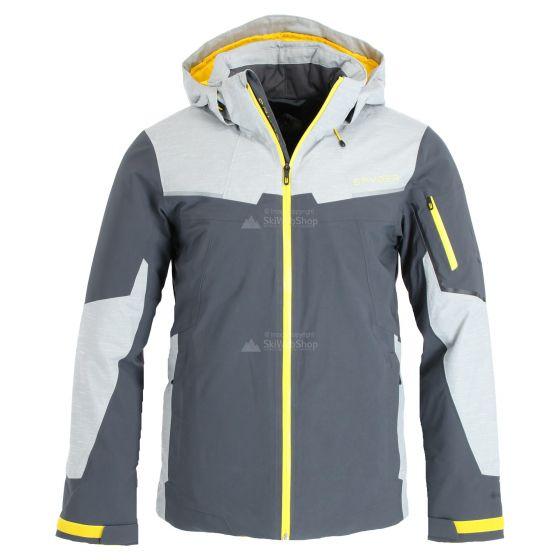Spyder, Chambers GTX, ski-jas, heren, ebony grijs