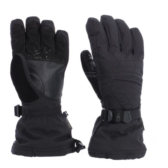 Spyder, Overweb GTX ski, handschoenen, heren, zwart