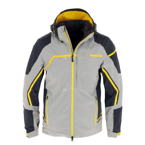 Spyder, Titan GTX, ski-jas, heren, alloy grijs