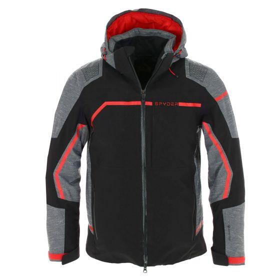 Spyder, Titan GTX, ski-jas, heren, zwart