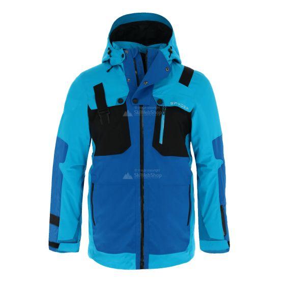 Spyder, Tordrillo GTX, ski-jas, heren, old glory blauw