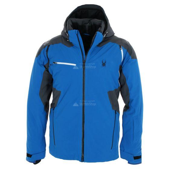 Spyder, Vanqysh GTX, ski-jas, heren, old glory blauw