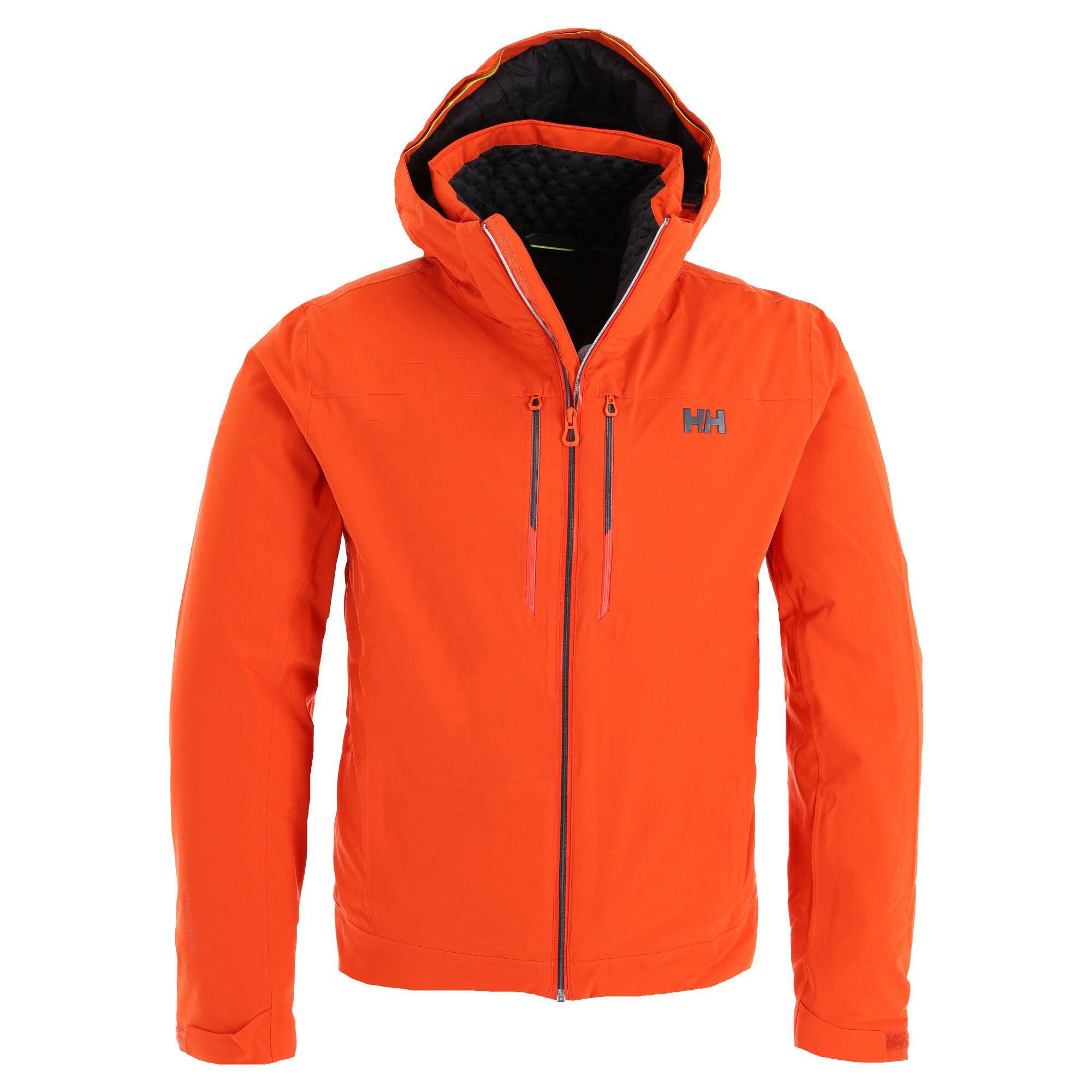 Helly Hansen, Alpha lifaloft, ski jas, heren, oranje