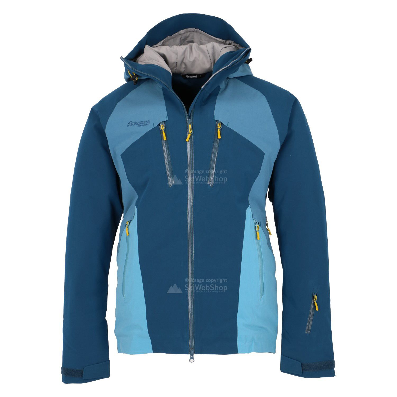 Bergans, Oppdal Insulated, 4 way stretch ski jas, heren