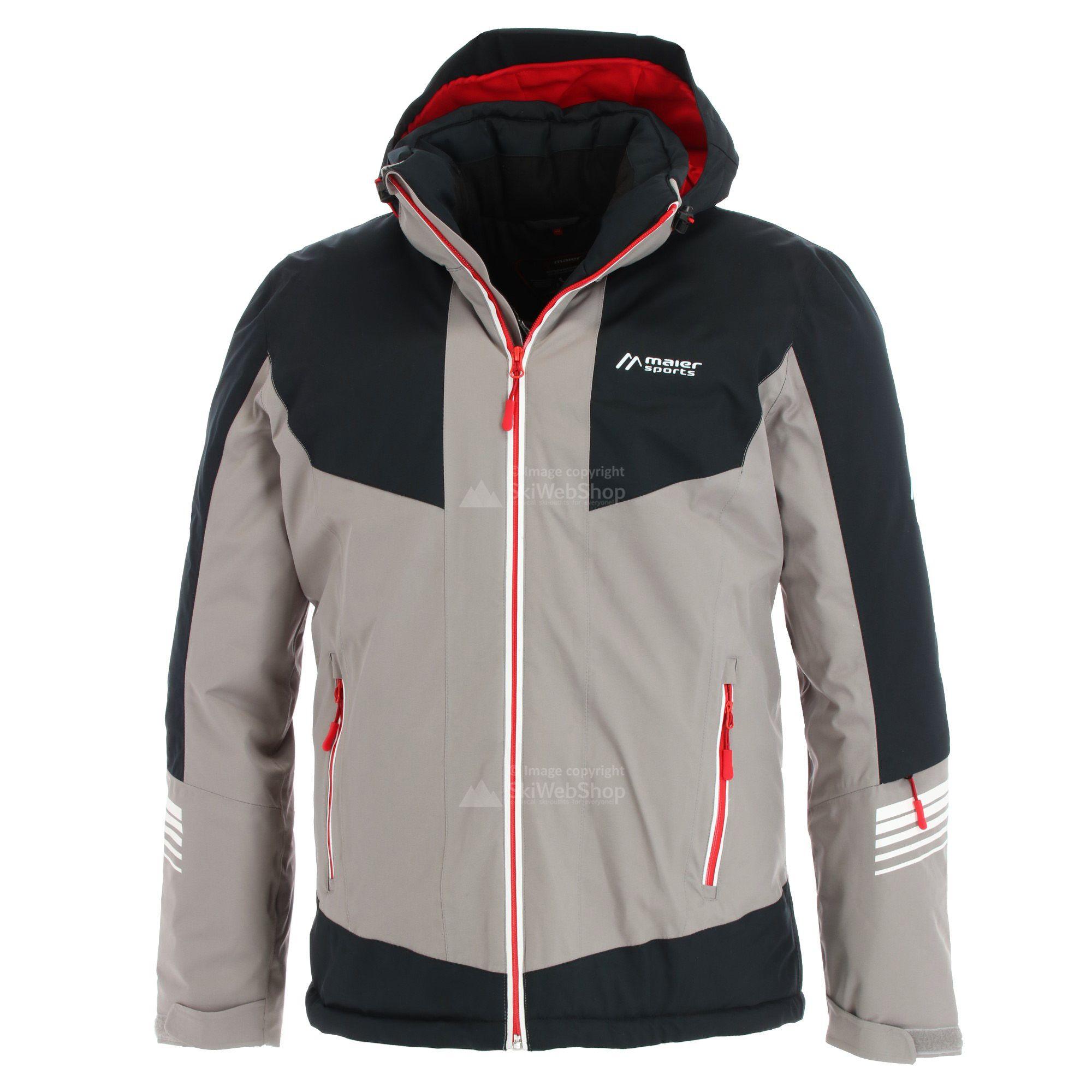 Maier Sports, Ahornbuehl, ski jas, grote maten, heren