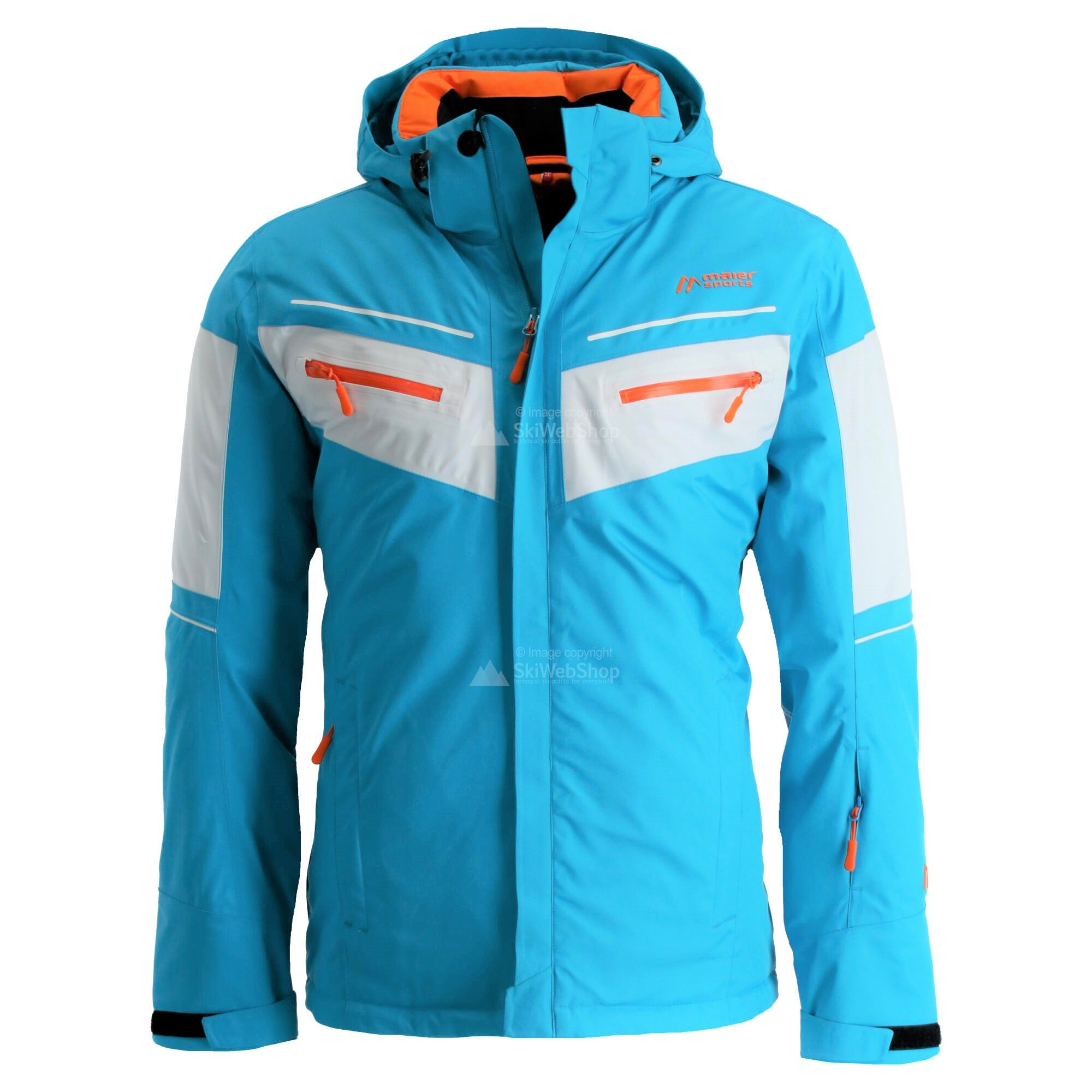 Maier Sports, Podkoren, ski jas, grote maten, heren, methyl