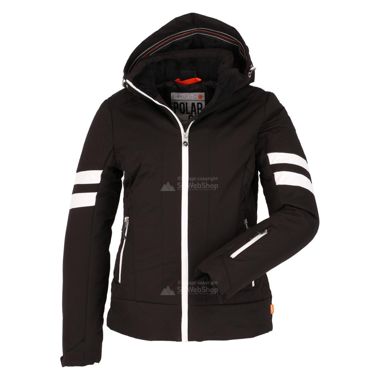 icepeak cecci bl ski jas dames zwart. Black Bedroom Furniture Sets. Home Design Ideas