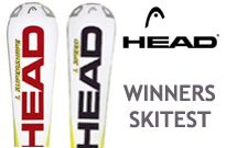 Head Supershape Ski's